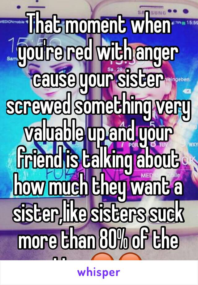Entertaining sisters that suck