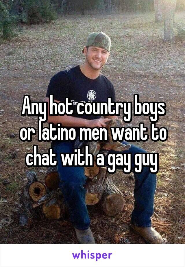 Hot latino men gay