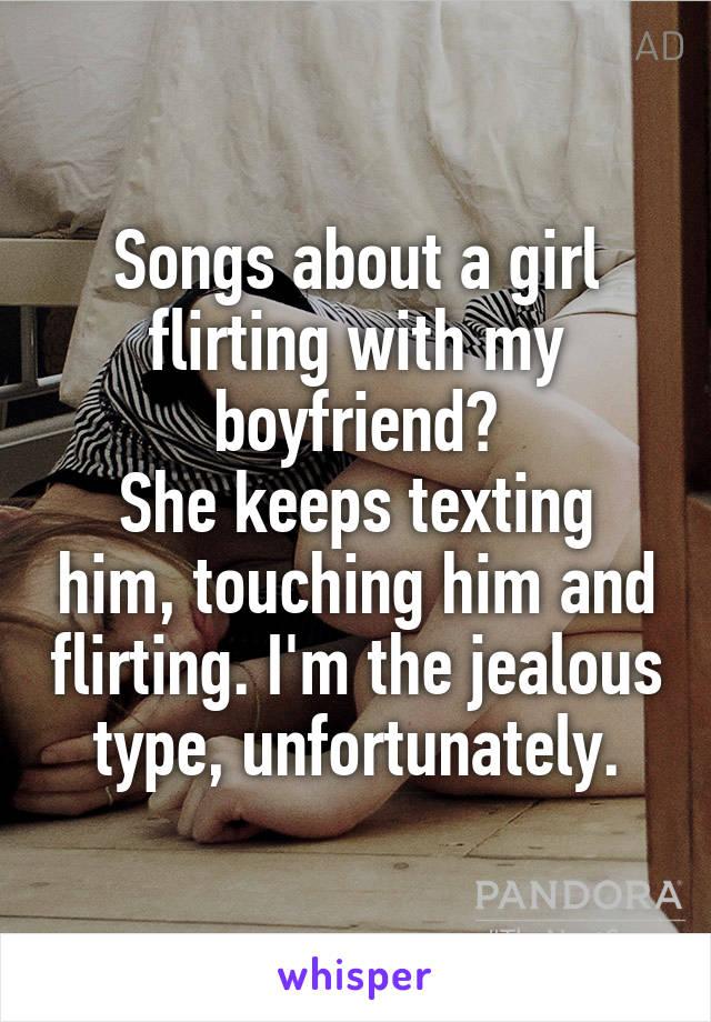 Flirting songs