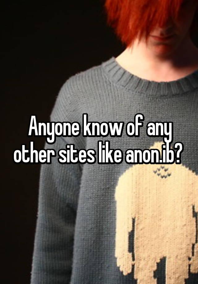 Ib anon