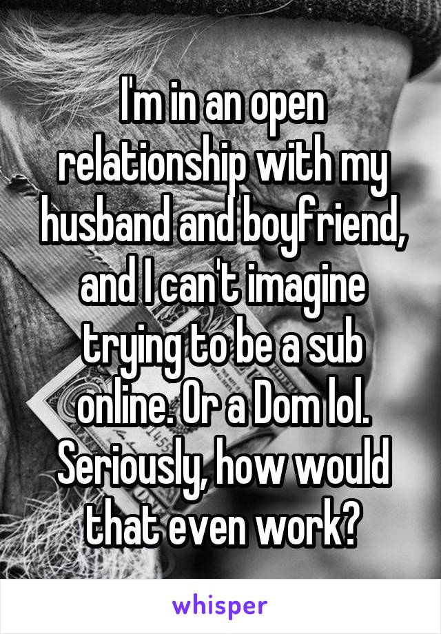 Sub online relationship dom D/s Contracts