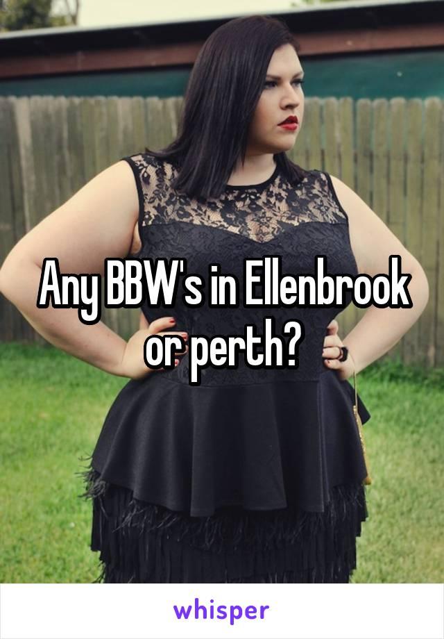 Bbw perth