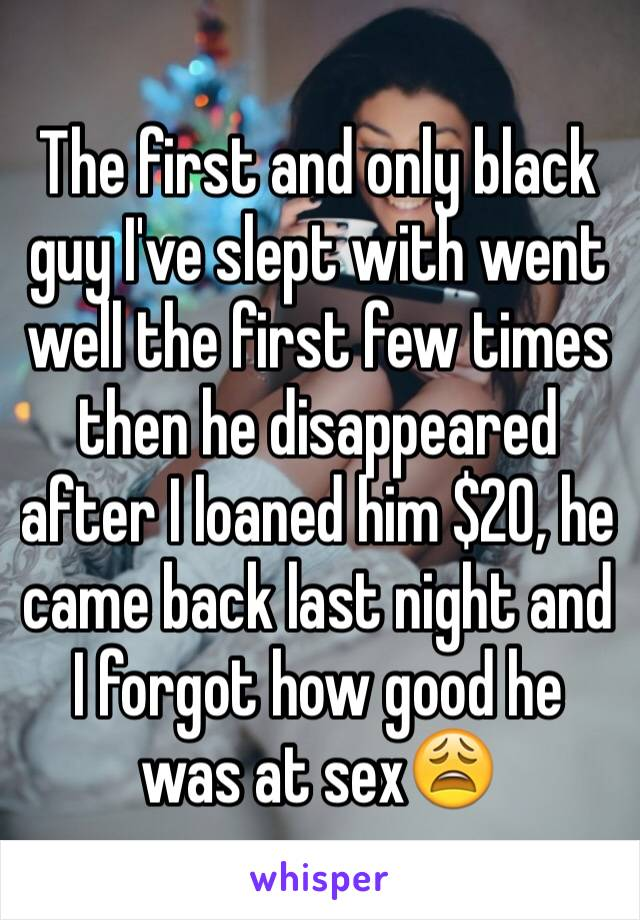 Why do guys disappear after you sleep with them