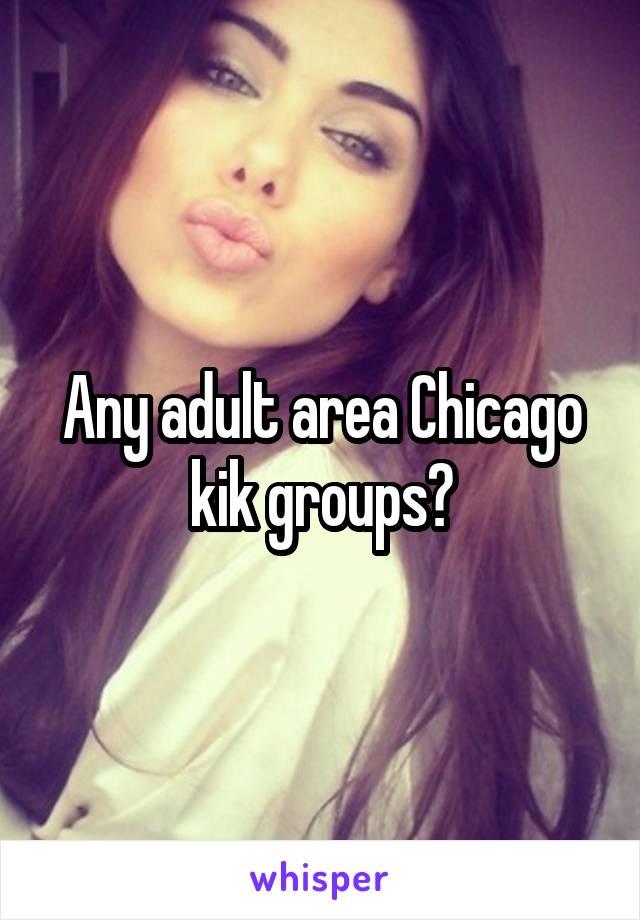 kik groups chicago