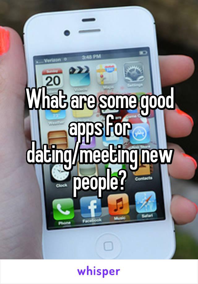 Good meeting apps