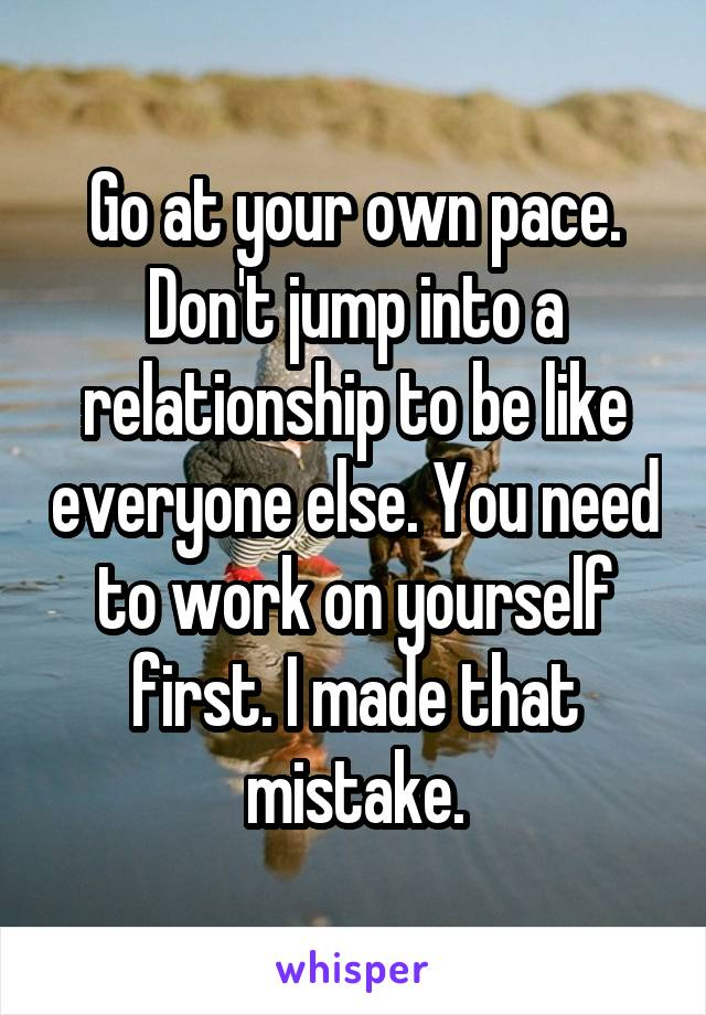 Relationship pace of 9 Signs