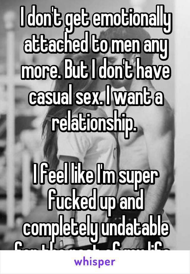 Men Emotionally Do How Attached Get