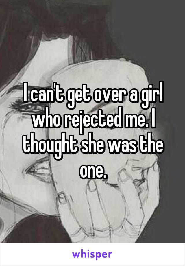How Do U Get Over A Girl