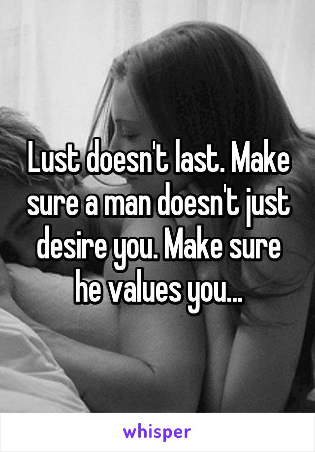 How To Make A Guy Lust For You