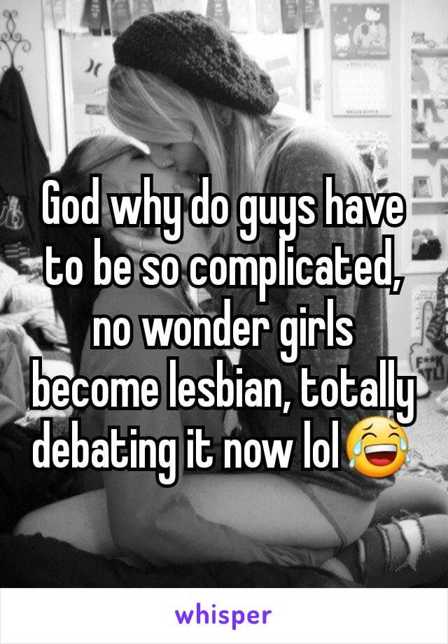 Become a lesbian
