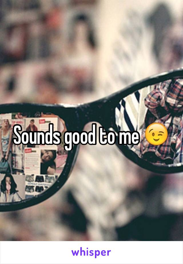 Sounds good to me 😉