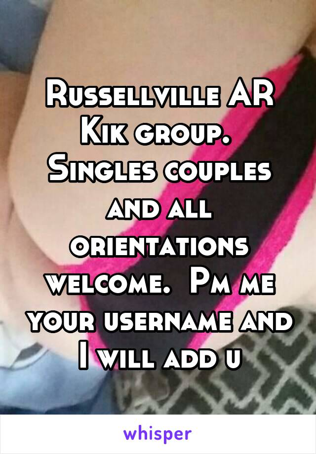 Arkansas kik