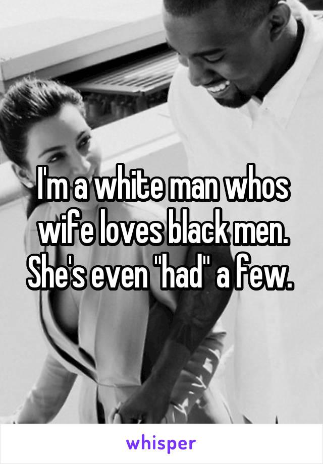 wife loves black