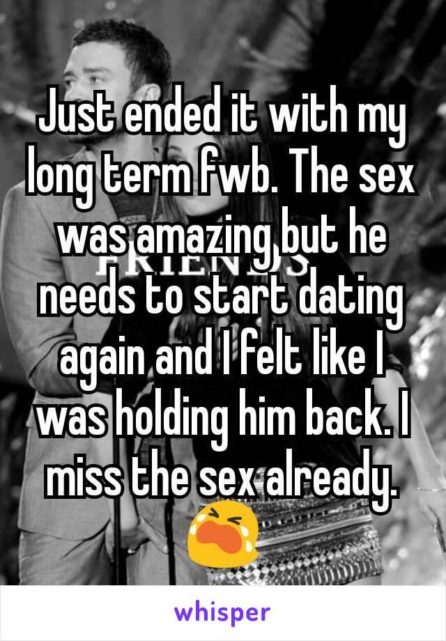 Fwb sex terms