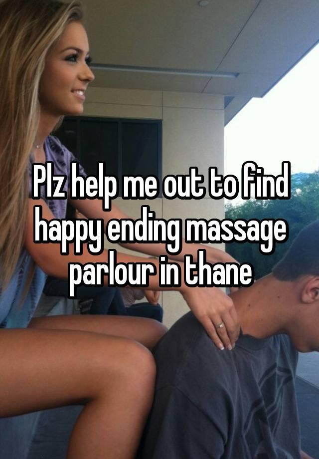 captions massage Happy ending