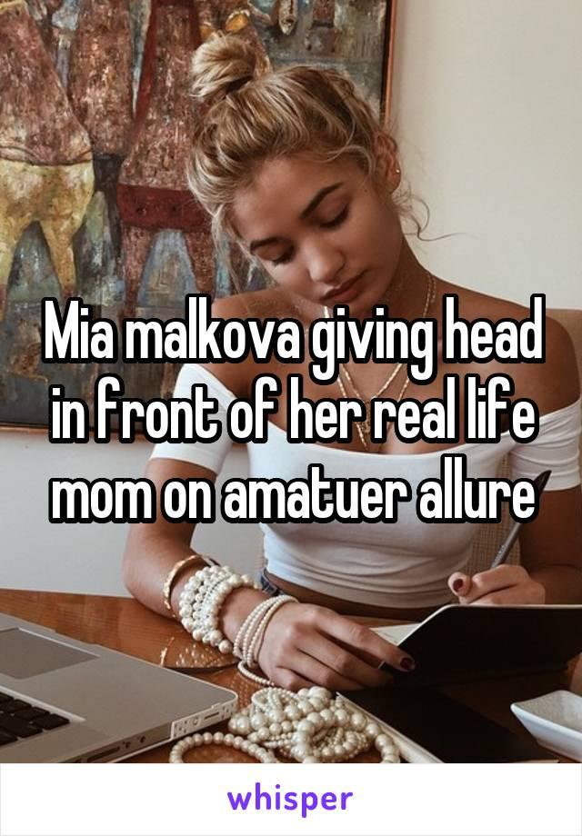 Allure amature AMATEUR ALLURE