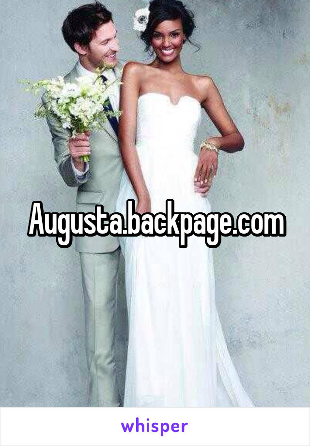 Backpage north augusta sc