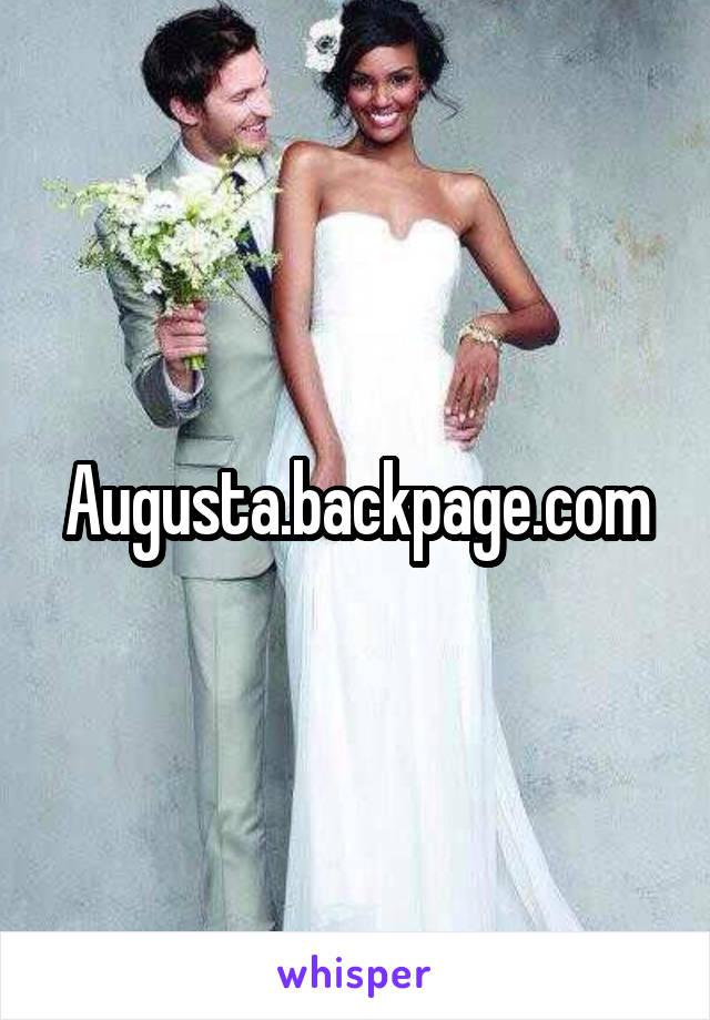 Www augusta backpage com