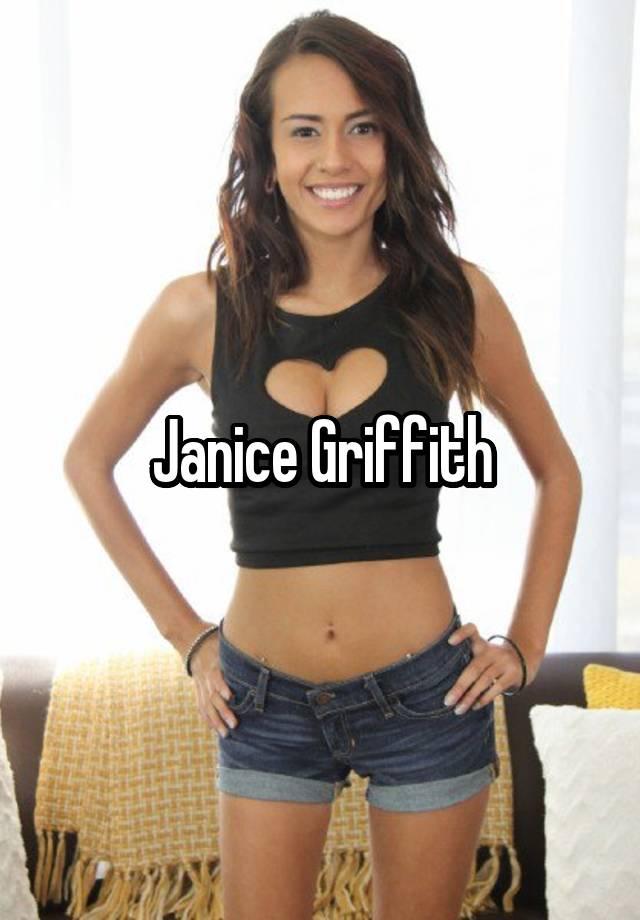 Janice griffith purple hair