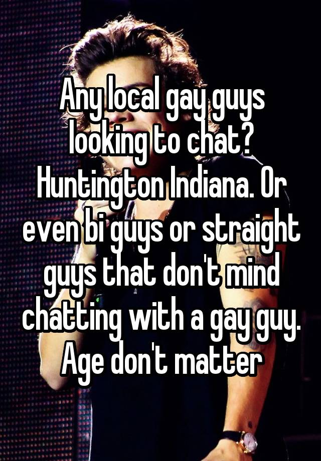 Indiana gay chat