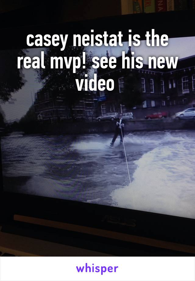 casey neistat is the real mvp! see his new video