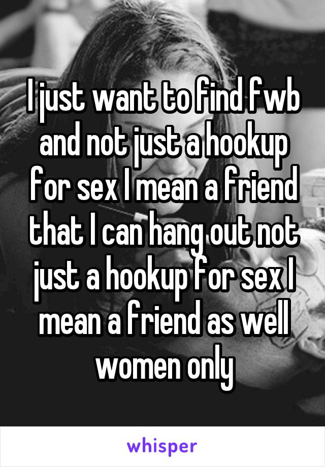 does hang out mean hook up