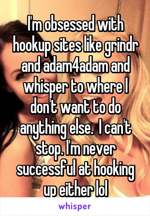 I don want to pay for a hookup site