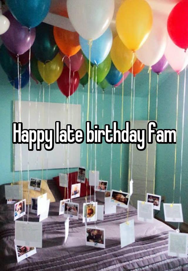 Оригинальное поздравление с днем рождения с шарами
