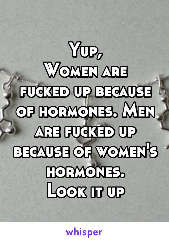 women are fucked