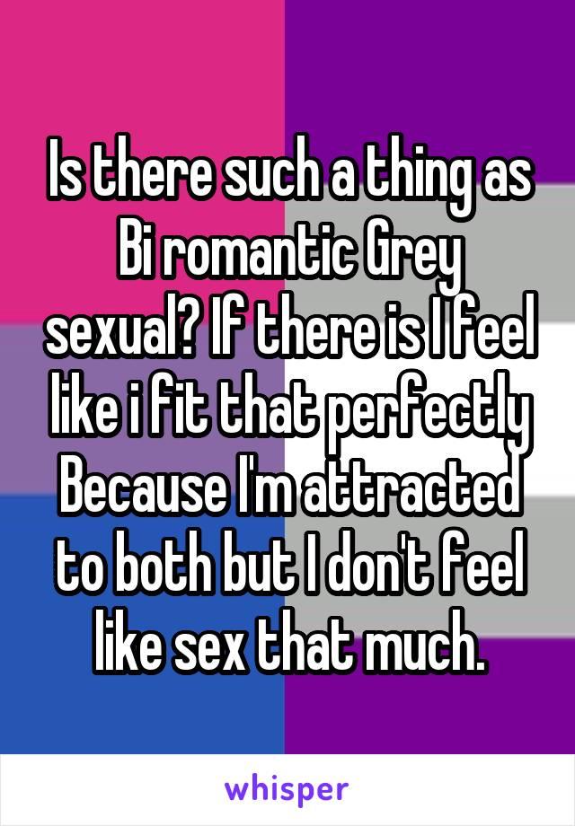 Whats greysexual