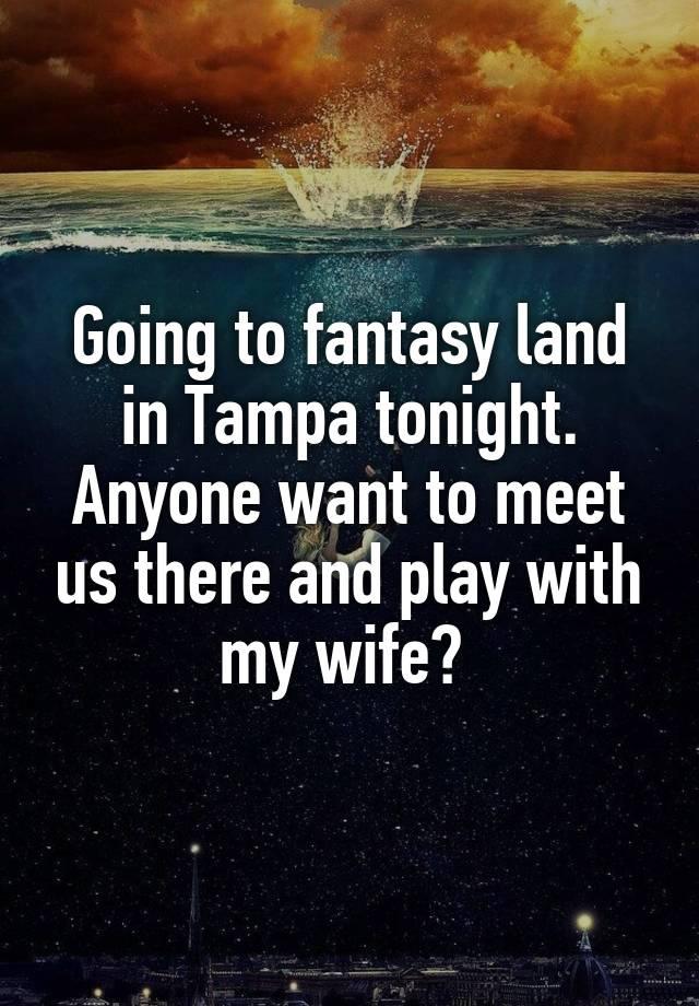 Fantasyland tampa