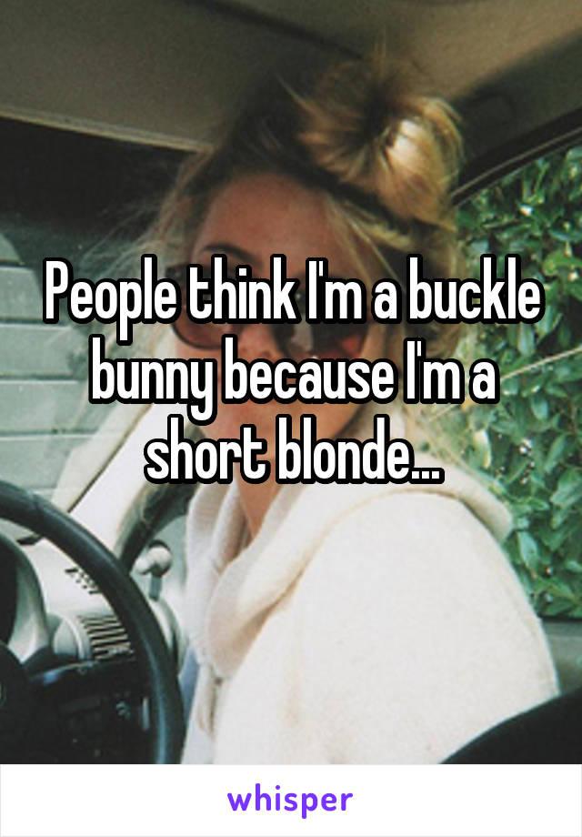 I think i m a bunny