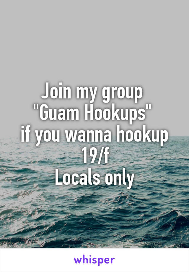 Hook up with locals
