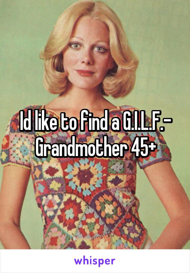 Find a gilf