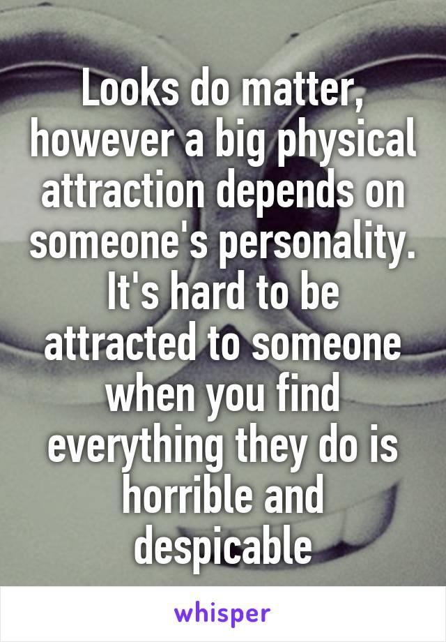 肉体的な魅力