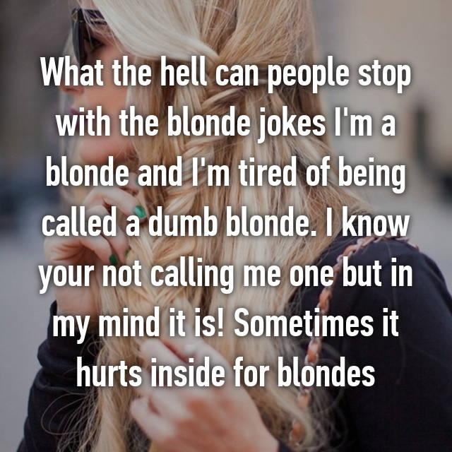 Adult blonde jokes, xxx video sexx