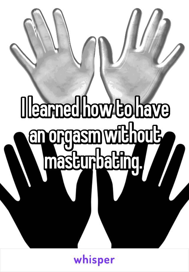 Male desperation peeing