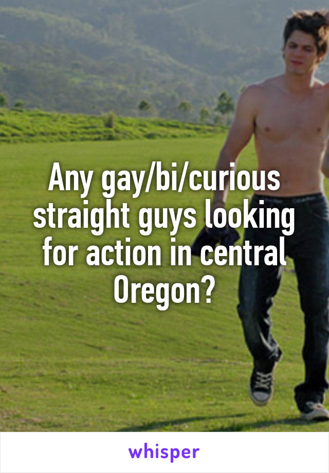 Straight guys looking for gay