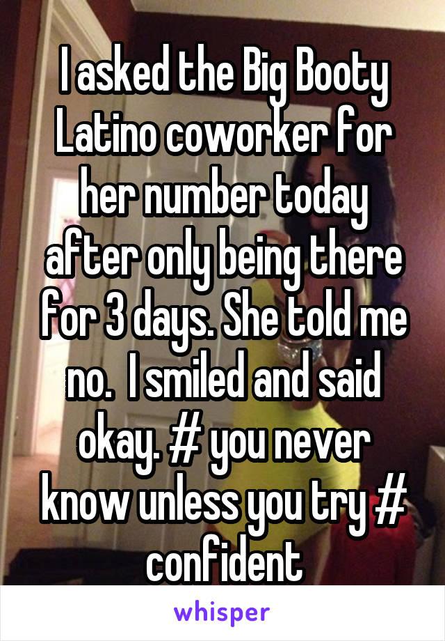 Big Booty Blonde Latina