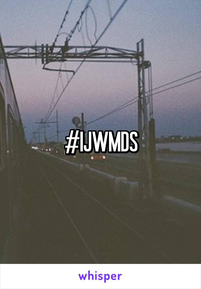 Ijwmds