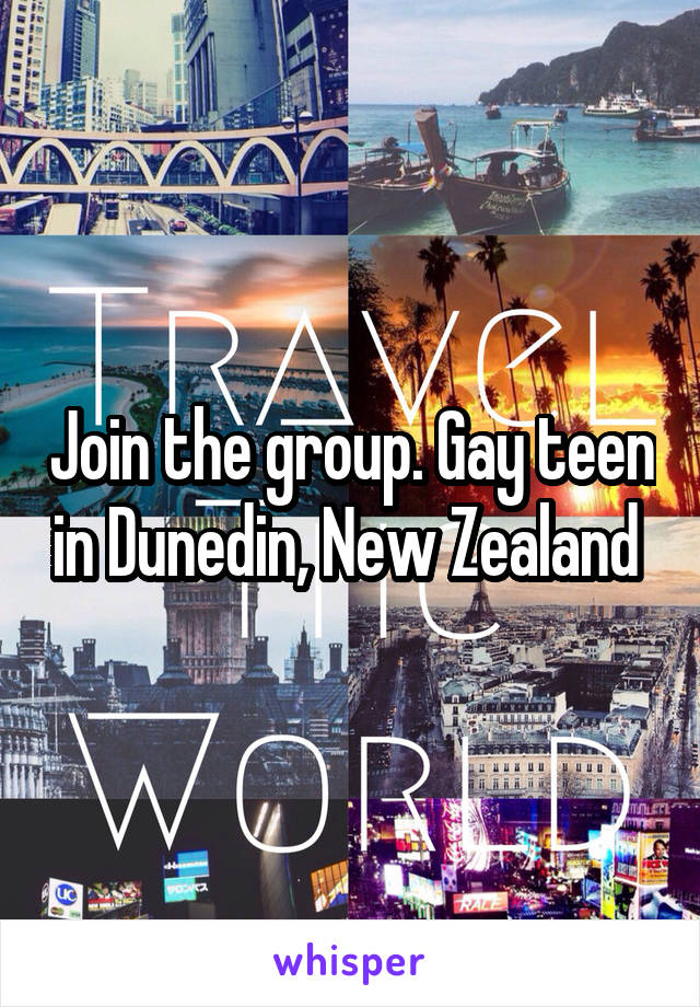 Apologise, gay teens from new zeland the