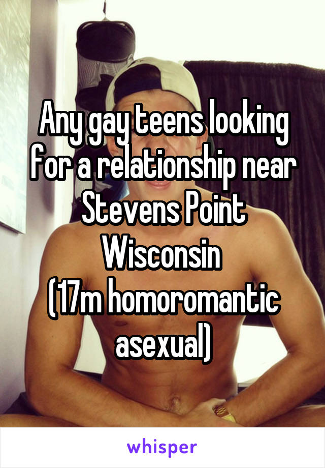 Asexual gay relationships