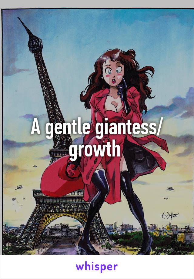 Growth giantess {sfm} Shygal