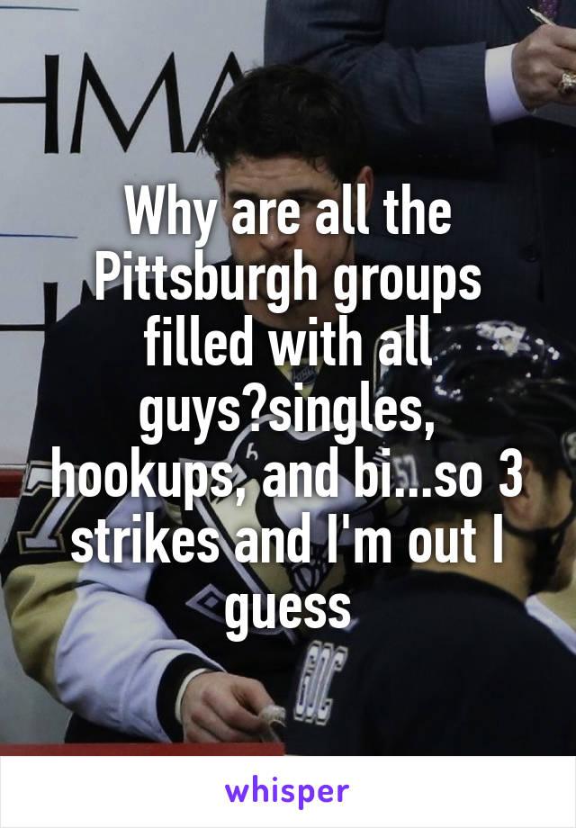 Pittsburgh hookups