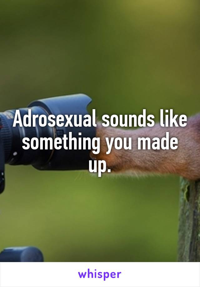 Adrosexual