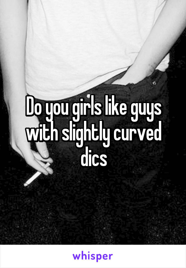 girls with dics