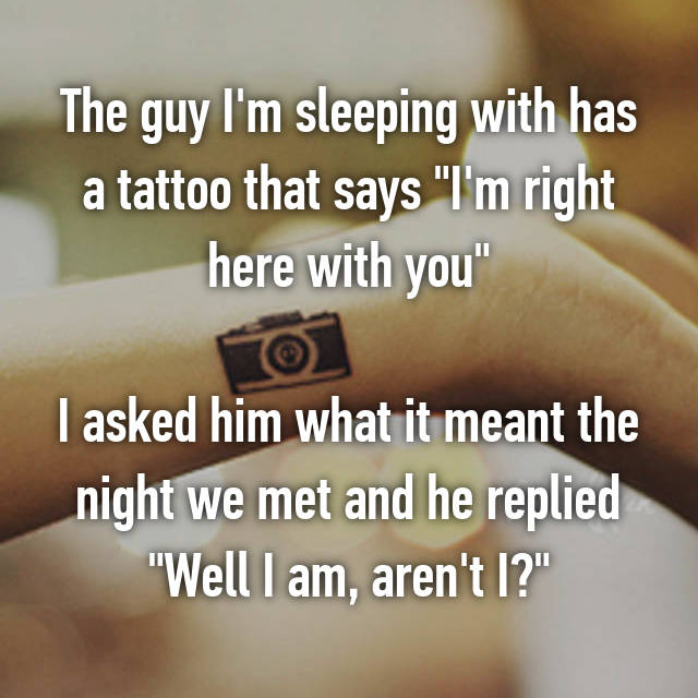 26 people reveal the unexpected pick up lines that actually worked on them