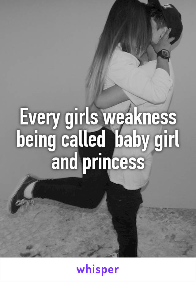 Do guys like being called baby