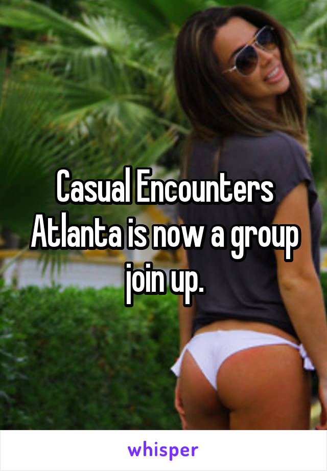 Atlanta casual encounter