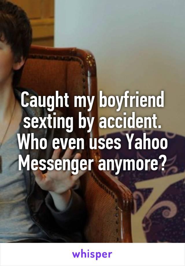 Yahoo messenger sexting